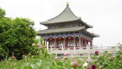 西安景点-兴庆宫公园
