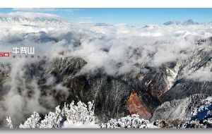 【雅安图片】等待,只为此生最美的风景——大美牛背山