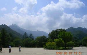 【束草图片】2007.6 Mt. Seorak, Korea