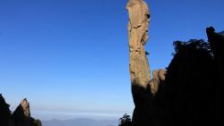 三清山景点-巨蟒出山