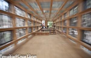 【怀柔图片】篱苑图书馆——一个看得见风景的公益图书馆