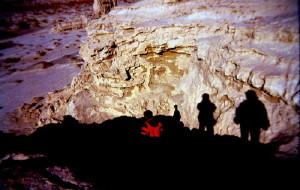 【尉犁图片】发现罗布泊大峡谷(图/文之三):雅丹上的烽烟