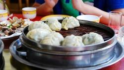 北戴河美食-海老大海鲜大馅饺子(小叶海鲜大馅饺子城)