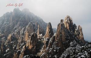 【三清山图片】雪后三清山