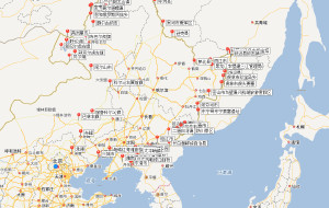 """【东北图片】东北边疆行——中国地图""""鸡冠""""上的环游"""