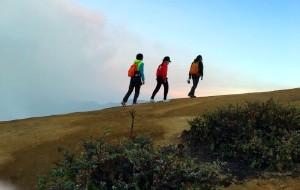 【布罗莫火山图片】【印尼】地狱中的天堂(7)