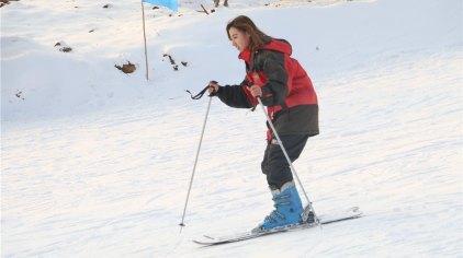 临沂雪山彩虹谷森林滑雪场门票