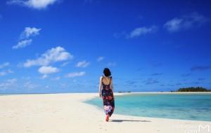 【库克群岛图片】翻过雪山,越过草地,漂洋过海和你在一起,只为享受这浓缩的四季。(库克群岛+新西兰南岛)