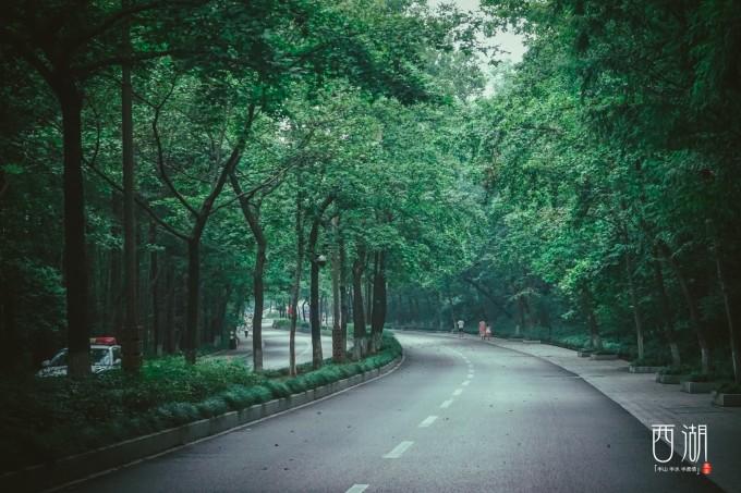 半山半水半柔情,夏至初春恋杭城,杭州自助游攻略 - 马图片