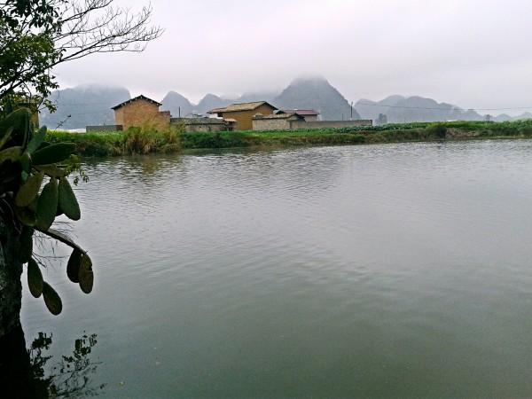 护村神灵之小营山