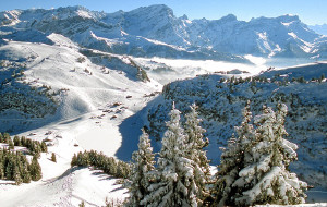 瑞士娱乐-瑞士维拉尔-格里永滑雪场