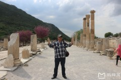 土耳其埃及十八天探险之旅...寻找失落的文明土耳其以费所遗址随拍
