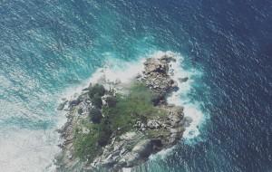 【塞舌尔图片】蓝色大海的传说