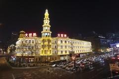 上海大世界一日游20170807