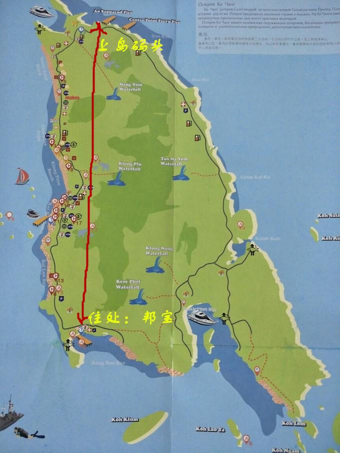 象岛沙滩分布地图