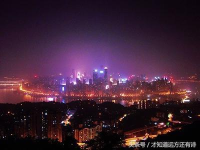 重庆旅游攻略,重庆必去的10大旅游景点