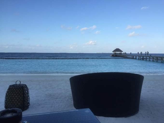 忘不了那绿的海----马代蕉叶岛蜜月行