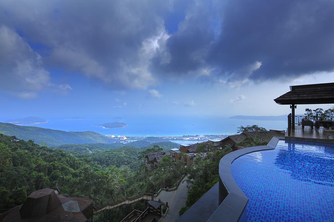 三亚·亚龙湾森林公园鸟巢度假村(多酒店搭配套餐 森林公园门票 过江