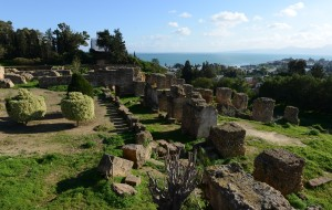 【突尼斯图片】北非魅影突尼斯——迦太基(世界文化遗产 1979年)·古城遗迹