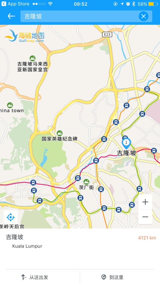 请问吉隆坡国际机场或者吉隆坡市区哪里能买到马来西亚地图图片