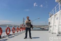 土耳其埃及十八天探险之旅...横渡土耳其达达尼尔海峡风景随拍