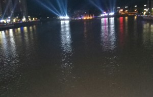 【凤县图片】凤县凤凰湖喷泉