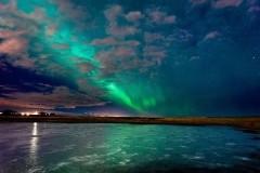传说中看极光会幸福一辈子 冰岛计划之旅