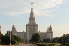 俄罗斯之行…列宁山、莫斯科大学、地铁