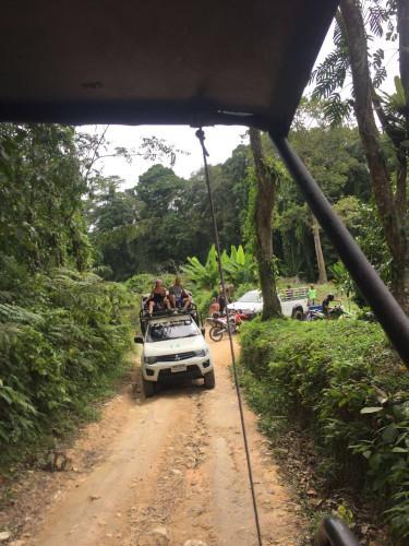 苏梅第二日-丛林越野之旅--苏梅岛游记--蚂蜂窝