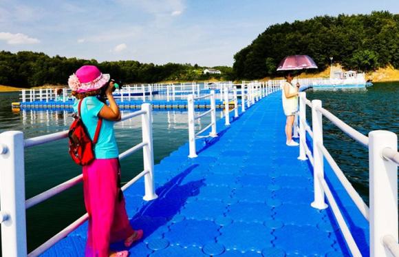 湖北荆州洈水风景区门票