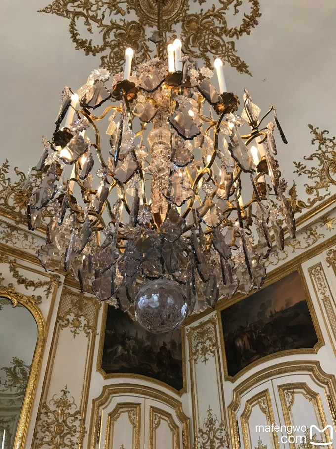 欧洲柱子手绘工艺
