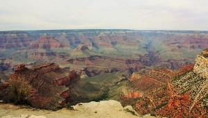 大峡谷:对《西部世界》的致敬