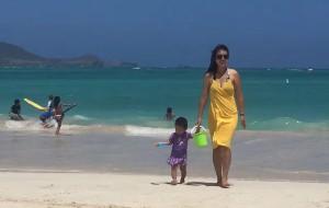 【夏威夷图片】夏威夷风情之        动物园童趣    街头即景     拉尼凯沙滩