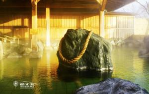 【新潟市图片】日本温泉小旅行(十三)长生不老的绿色秘泉~月冈温泉~白玉之汤 华凤【猪的飞行日记】