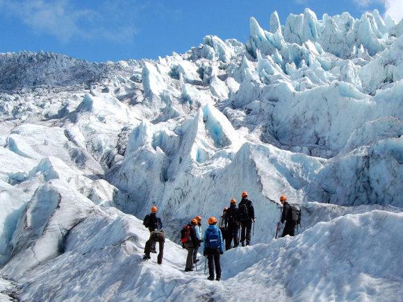 冰岛 瓦特纳国家公园冰川徒步(斯卡夫塔出发,适合自驾