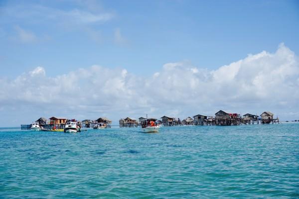 马来西亚 游记          【珍珠岛/睡美人岛(bohey dulang)】  珍珠岛