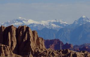 【库车图片】新疆美景之----独库公路上的美景,库车大峡谷