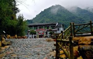 郴州美食-东江湖瀑布农家