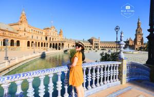 【马德里图片】【牵手旅行·西班牙】初夏,西班牙,携手阳光与爱同行