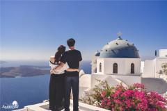 有一个地方 我只想和你牵手而至~❤Our Honeymoon@爱琴海&哈尔施塔特&布拉格❤