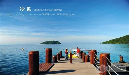 02第二天:马幕迪 沙比岛双岛一日游 海鲜下午茶&赏日落