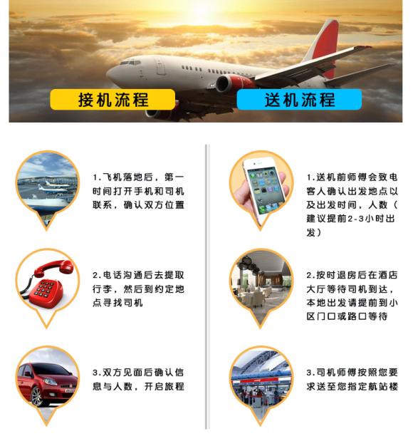 青岛流亭机场至市区酒店接机服务5至15座