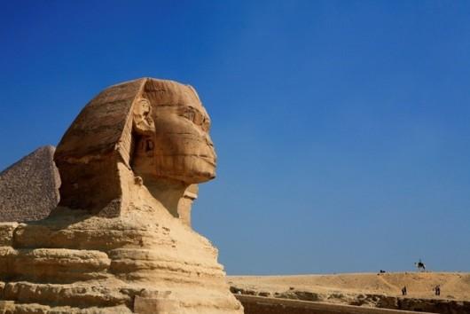 是埃及最早的金字塔