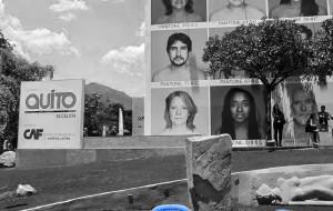 【厄瓜多尔图片】在0经度0纬度的地方和潘基文爷爷一起开会