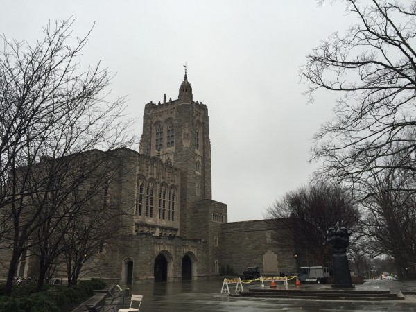 普林斯顿大学 建筑学及历史爱好者的必游地图片