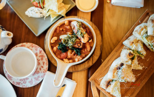 迪拜美食-Bread Street Kitchen & Bar