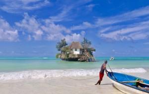 【桑给巴尔岛图片】Zanzibar The Rock Restaurant