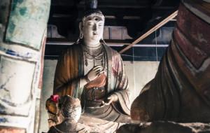 【晋城图片】丙申冬 访古晋东南 泽州 青莲上寺 青莲古寺