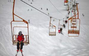 伊朗娱乐-Shemshak滑雪场