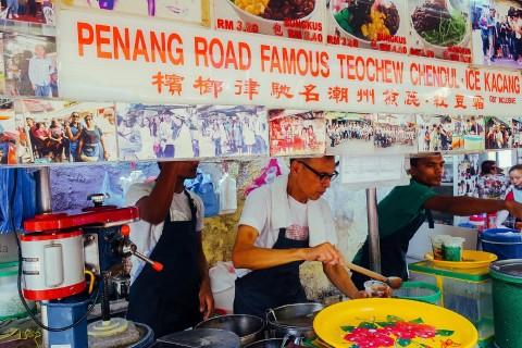 Image result for 槟榔律驰名潮州煎蕊 地址:Lebuh Keng Kwee